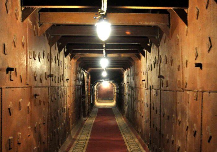 """Бункер-42 на Таганкена пешеходной экскурсии от Экскурсионного бюро """"Captour"""""""