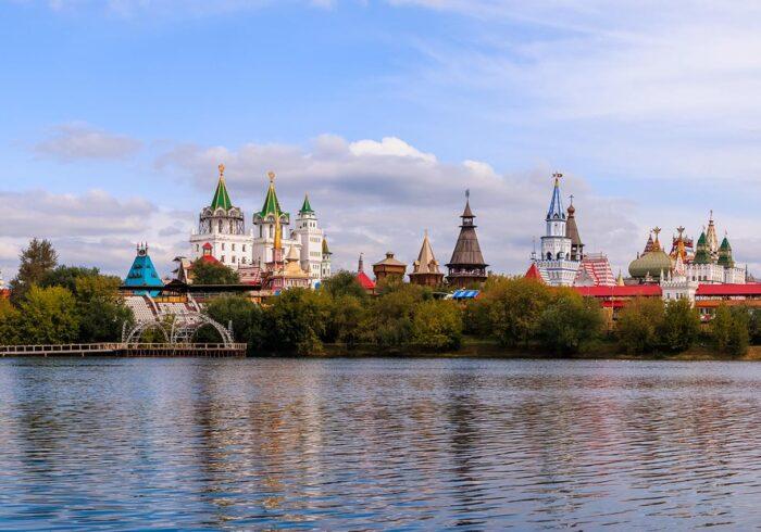 """Измайловский Кремль на туре в Москву от Экскурсионного бюро """"Captour"""""""