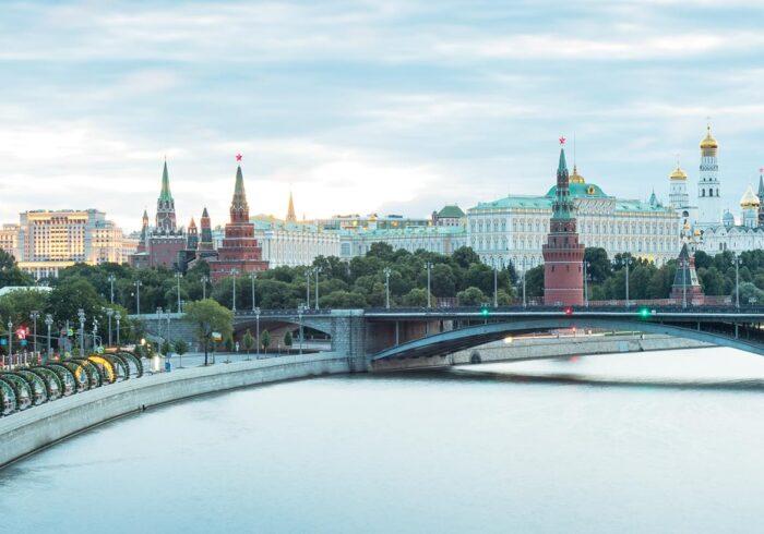 """Дневная панорама Москвы на экскурсии от компании """"Captour"""""""