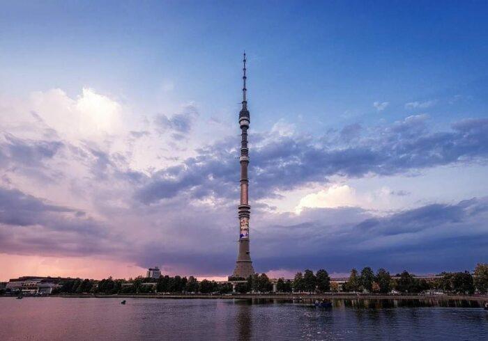 """Останкинская башня на пешеходной экскурсии от Экскурсионного бюро """"Captour"""""""
