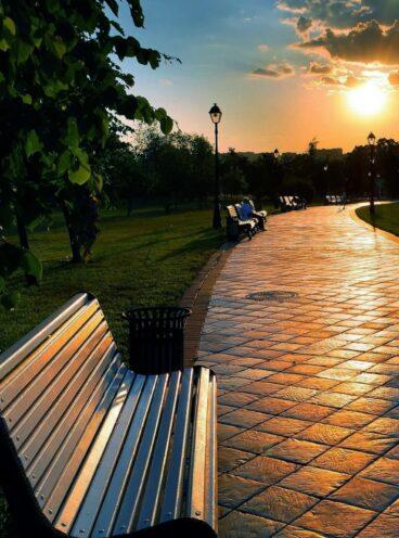 Парки и улицы