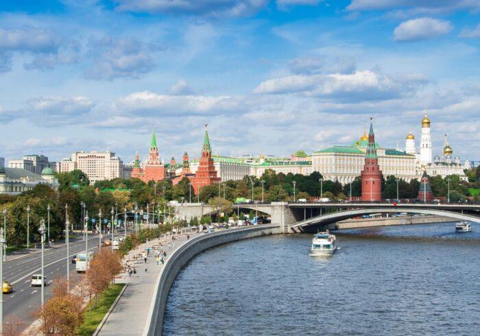 """Фотография Москвы на Обзорной экскурсии от Экскурсионного бюро """"Captour"""""""