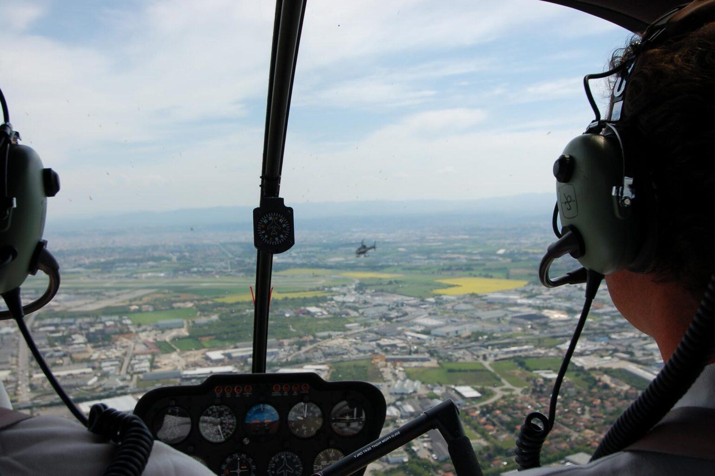 """Вид из вертолета на полете от Экскурсионного бюро """"Captour"""""""