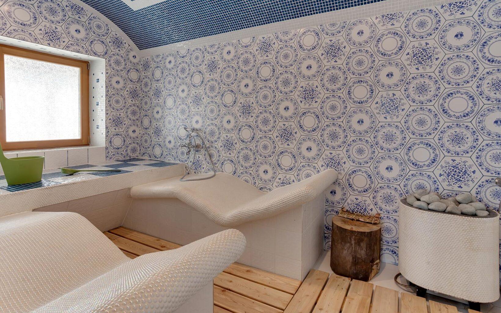 Комната для СПА в Андреевских банях