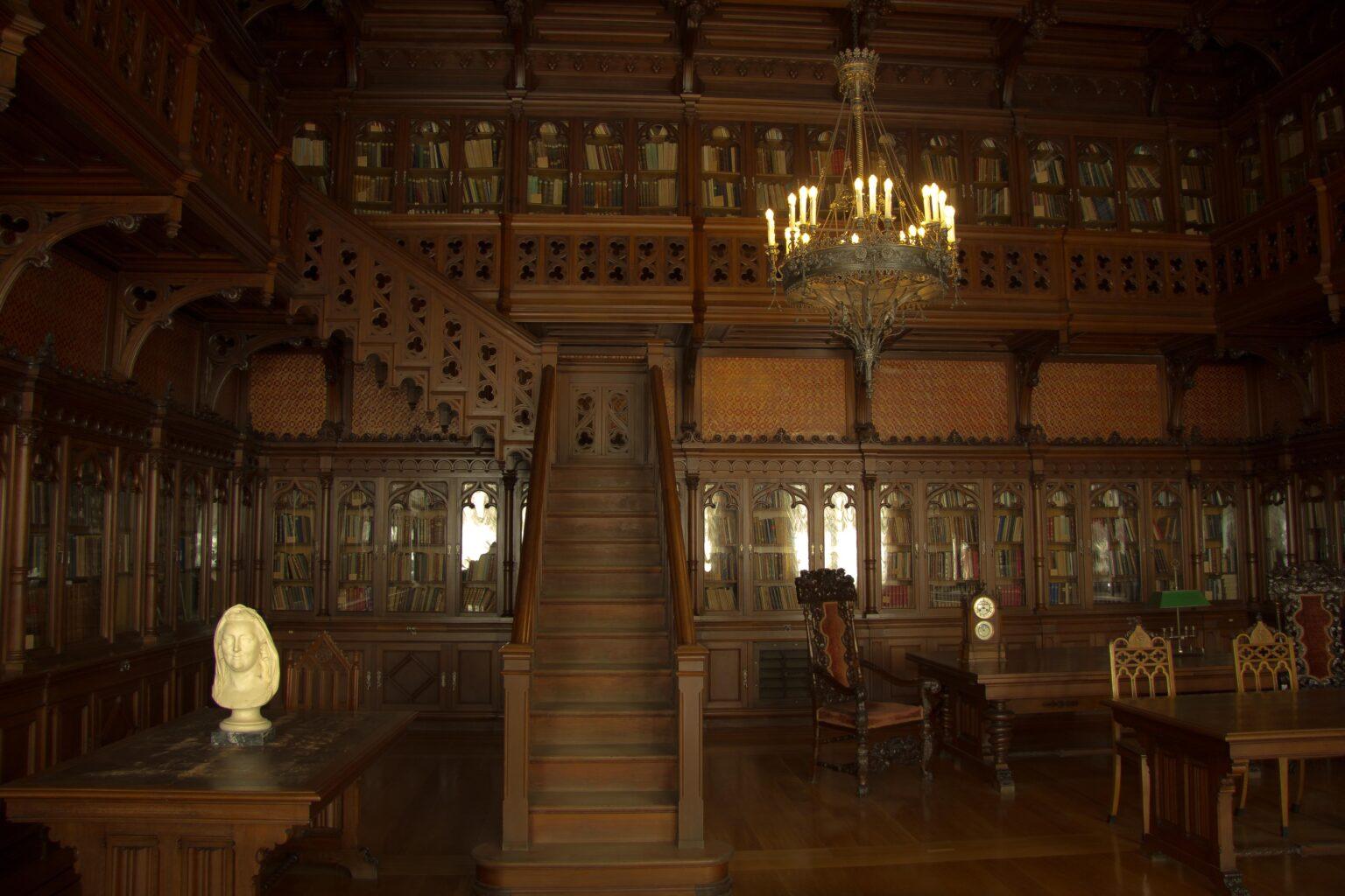 """Библиотека в Эрмитаже Экскурсионное бюро """"Captour"""""""