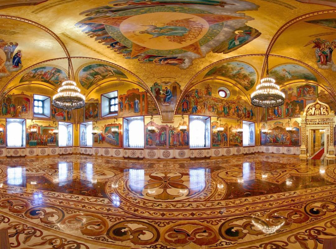 """Грановитая палата на экскурсии от Экскурсионного бюро """"Captour"""""""