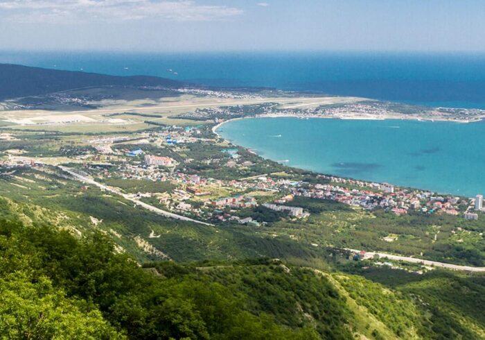 """Панорама Черноморского побережья на экскурсии от Экскурсионного бюро """"Captour"""""""