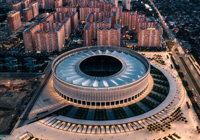 """Панорама Краснодара на экскурсиях от Экскурсионного бюро """"Captour"""""""