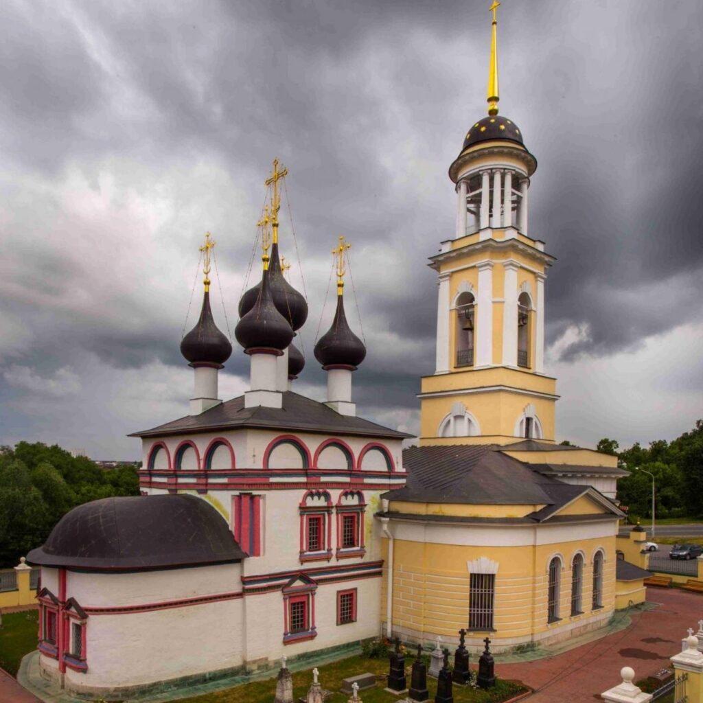 Храм города Чехов