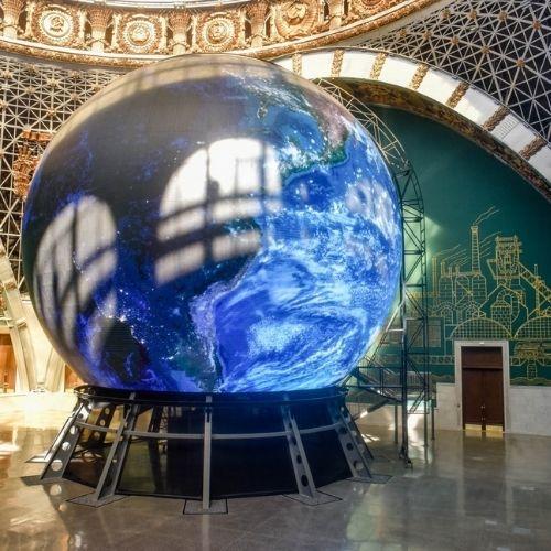 макет планеты Земля