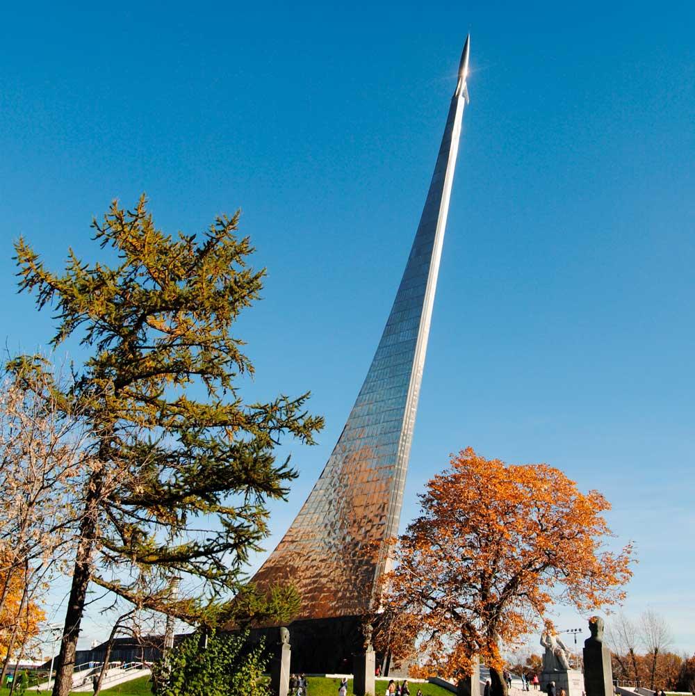 """Фото из музея Космонавтики в Москве на экскурсии от компании """"Captour"""""""