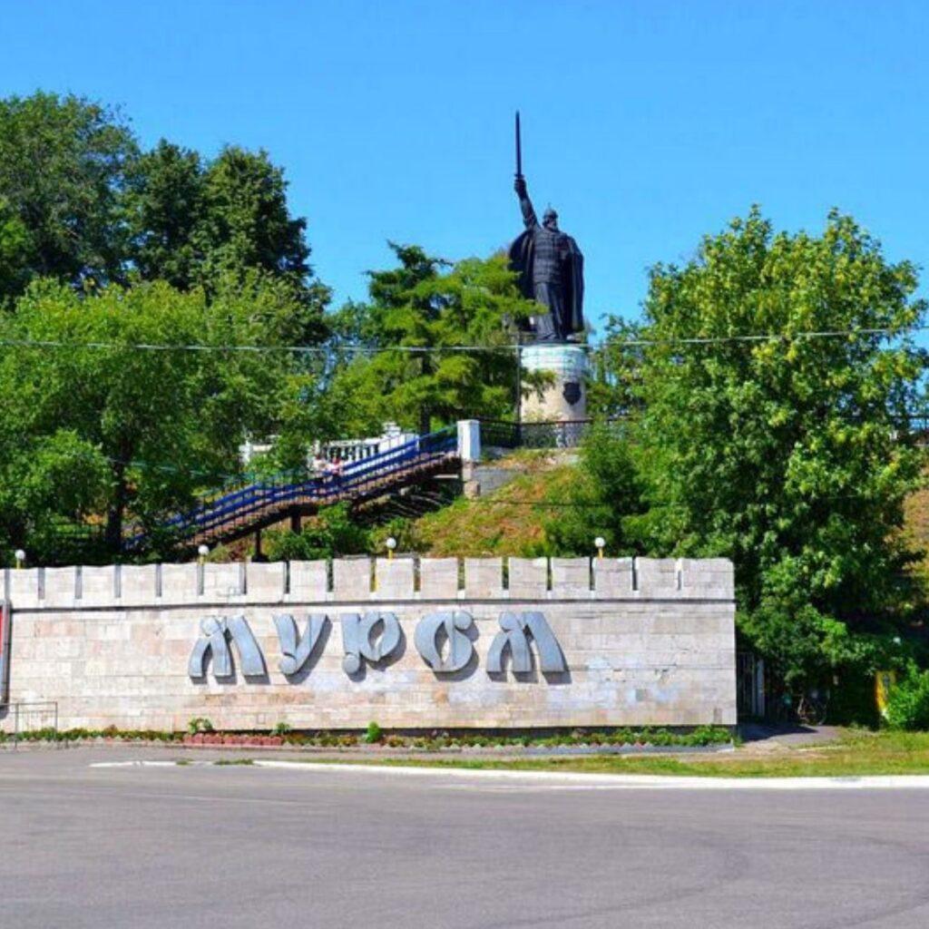 памятник Ильи Муромцу