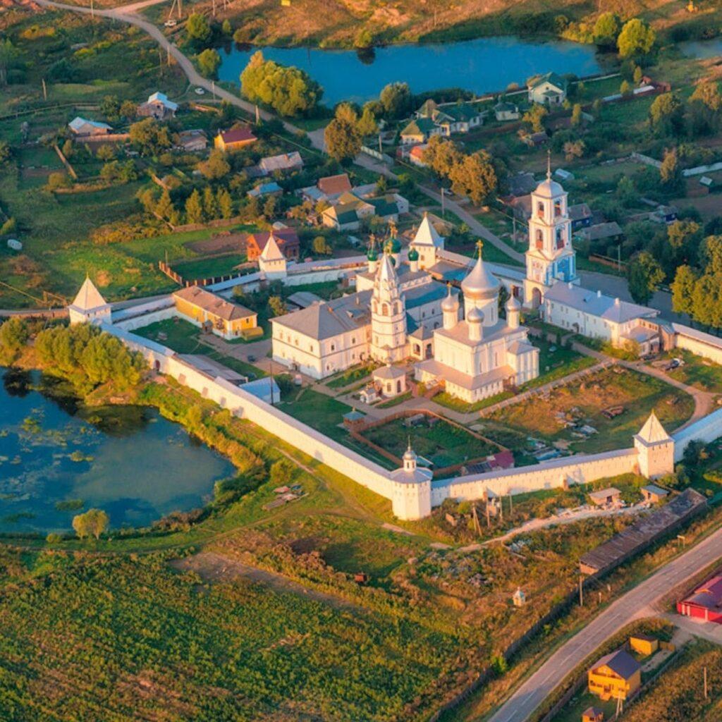 Кремль Переславля